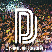 MDF Summer 2015 cover art