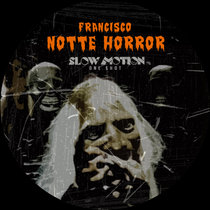 Notte Horror cover art