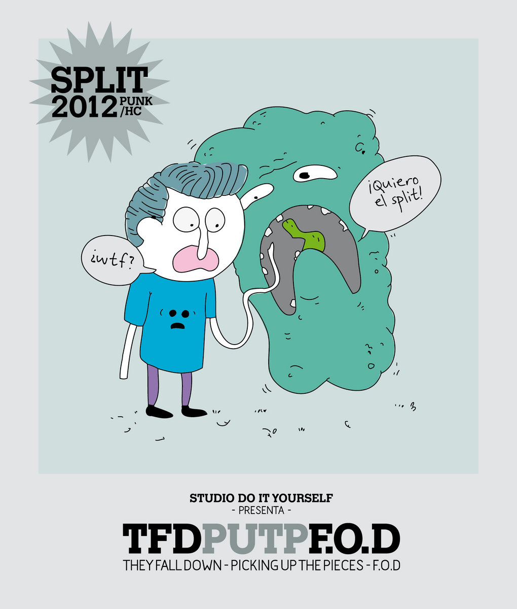 Split tfd putp y fod picking up the pieces by picking up the pieces solutioingenieria Gallery