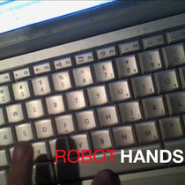 Robot Hands (Live Recording, Jan '11) cover art