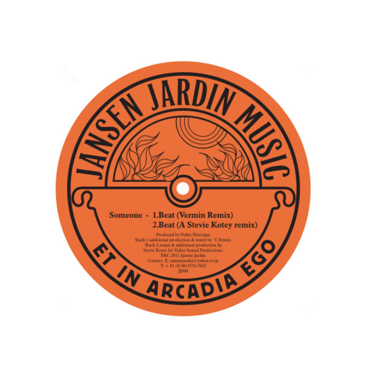 Beat (Stevie Kotey Remix) | Jansen Jardin