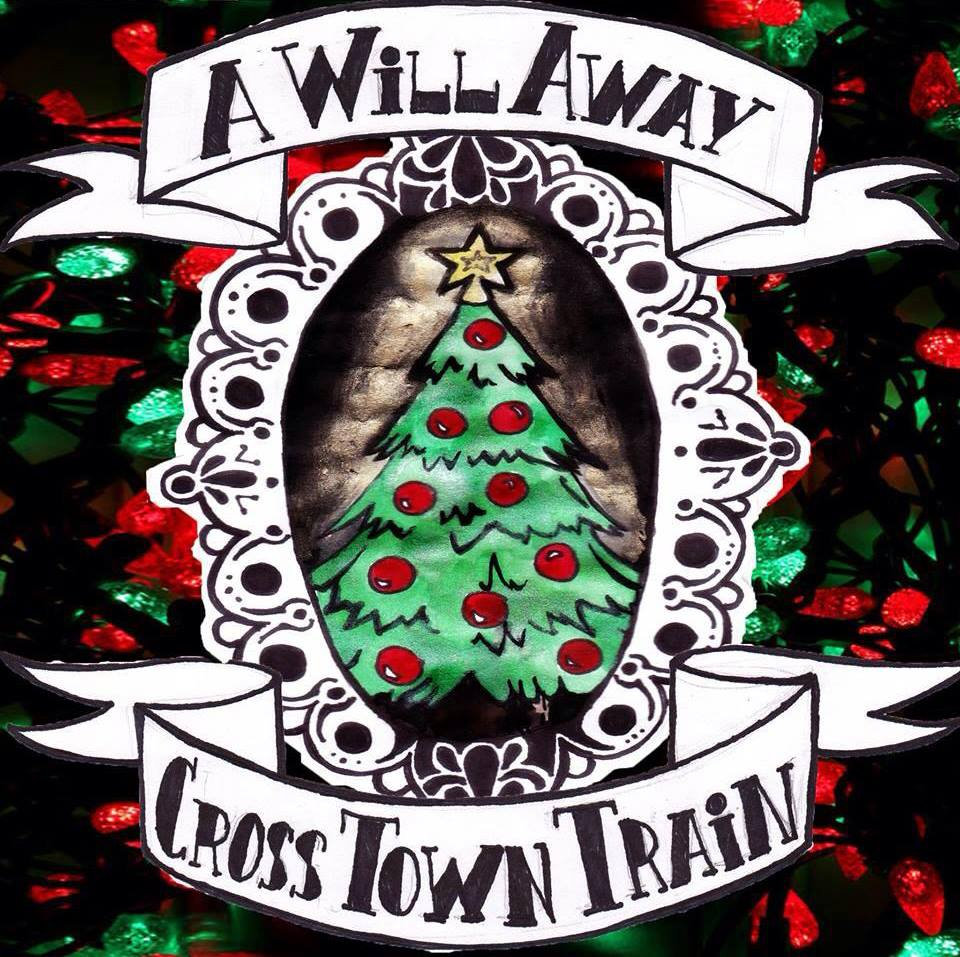from christmas split by a will awaycross town train - Fall Out Boy Christmas