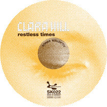 Restless Times EP cover art