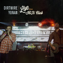Yunan - Live from HiFi Club cover art