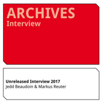 Unreleased Interview 2017 cover art