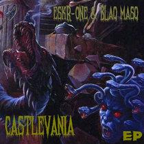 Eskr-One x Blaq Masq: Castlevania EP (2016) cover art