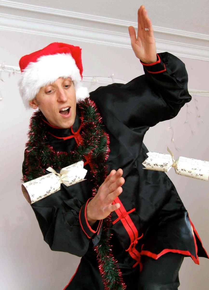 Kung Fu Christmas | Johnny and the Raindrops