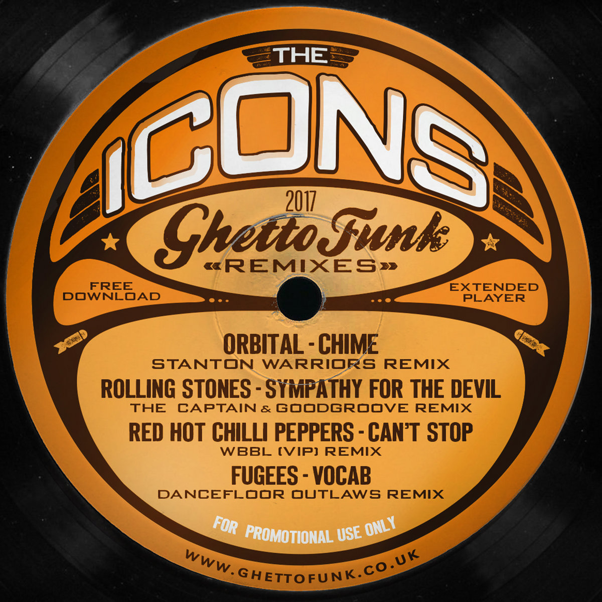 Rolling Stones - Sympathy For The Devil (The Captain & Goodgroove