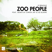 Zoo People (incl. Owen Jay & Ed Blank Remix) cover art