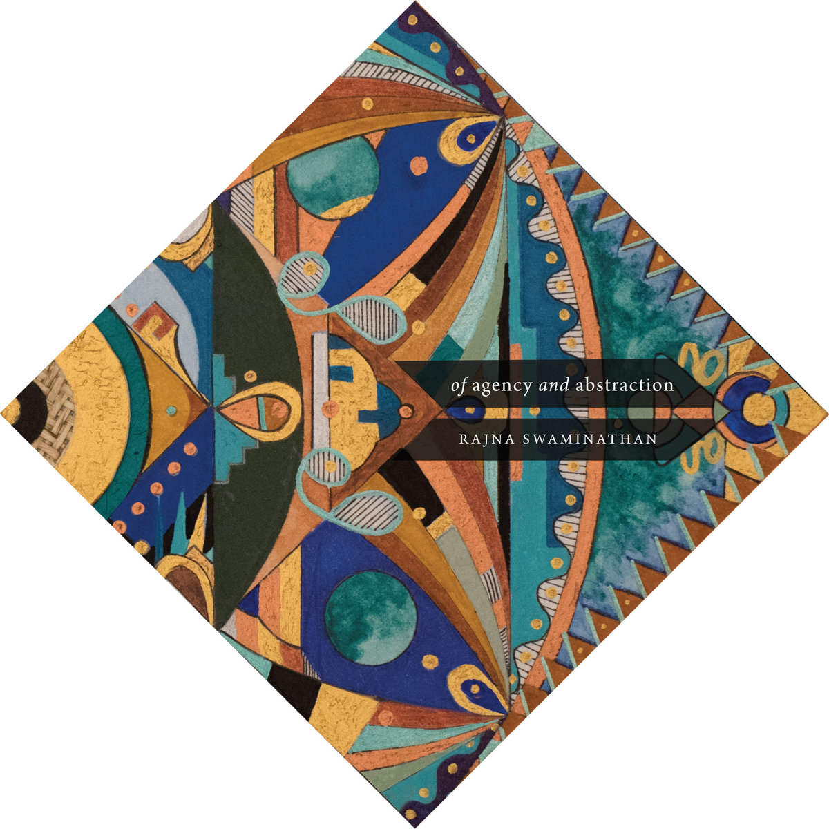 Chasing Abstraction >> Chasing The Gradient Rajna Swaminathan