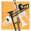 Trombone Song Cycle Cover Art