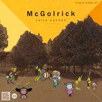 McGolrick cover art