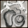 Serpent Umbrella Cover Art