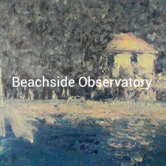 Beachside Observatory [electro instrumental mixtape] cover art