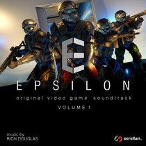 EPSILON SOUNDTRACK - Vol. 1 cover art