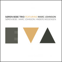 """Søren Bebe Trio - """"Eva"""" cover art"""