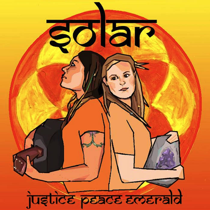 Solar, by Justice Peace + Emerald