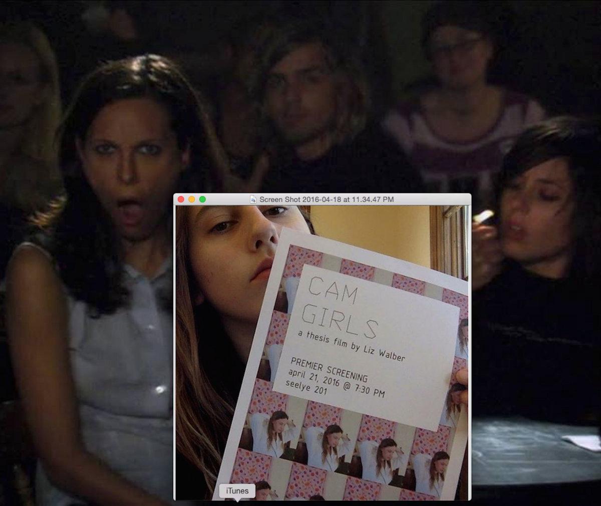 LYNN: Girls with cam