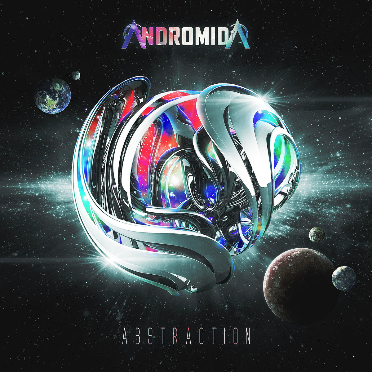Abstraction by Andromida