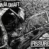 Final Draft / FISSURE Split Cover Art