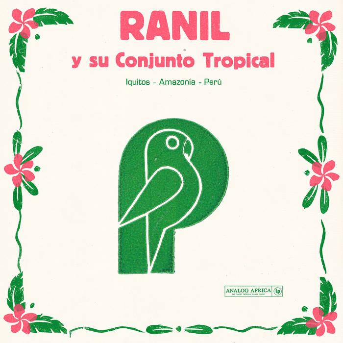 Ranil Y Su Conjunto Tropical (Limited Dance Edition)