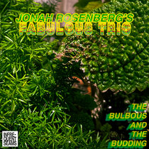Jonah Rosenberg's Fabulous Trio - The Bulbous and The Budding cover art