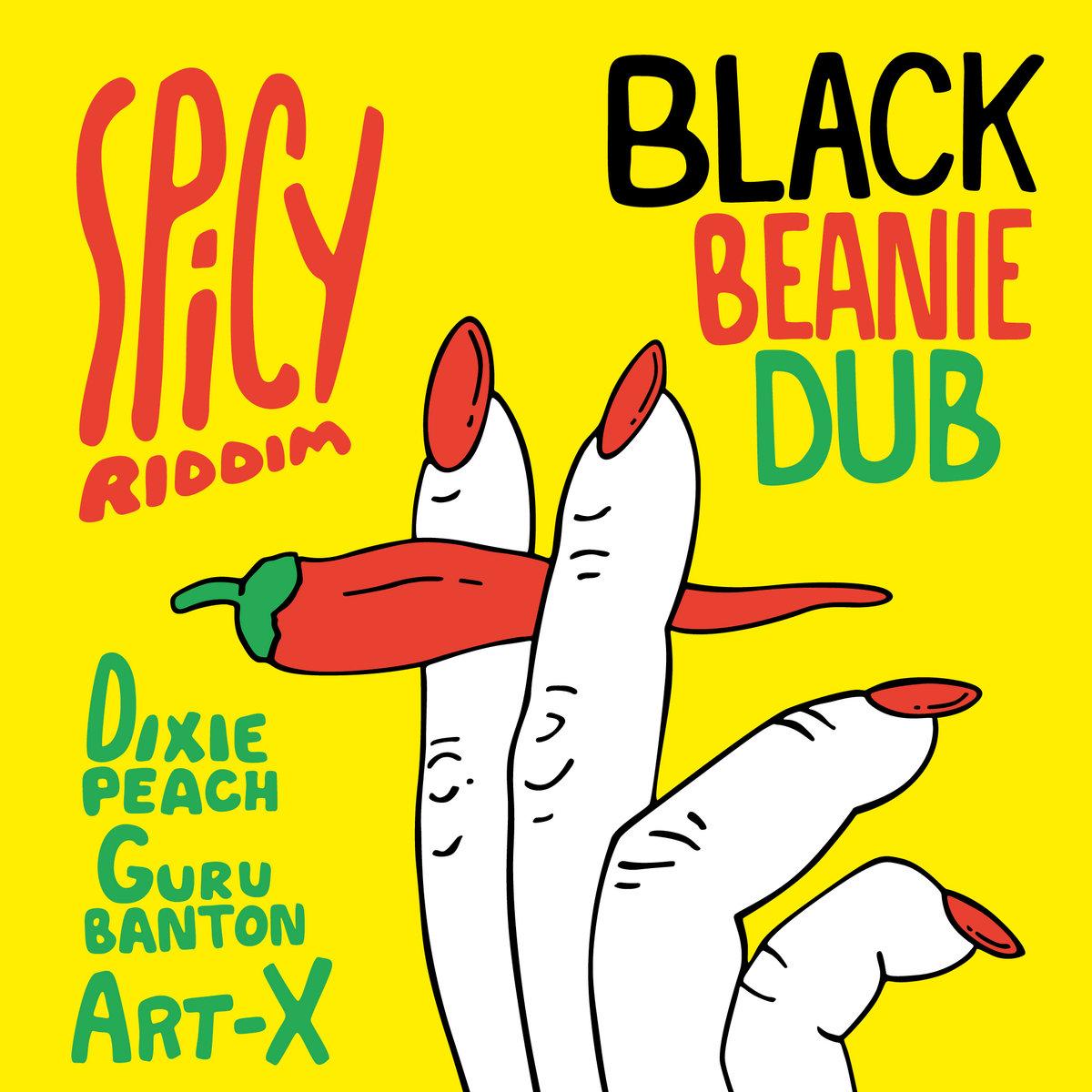Spicy Riddim (Instrumental version) | Black Beanie Dub