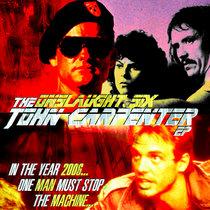 The John Carpenter EP cover art