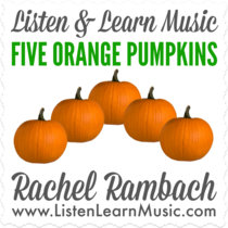 Five Orange Pumpkins cover art