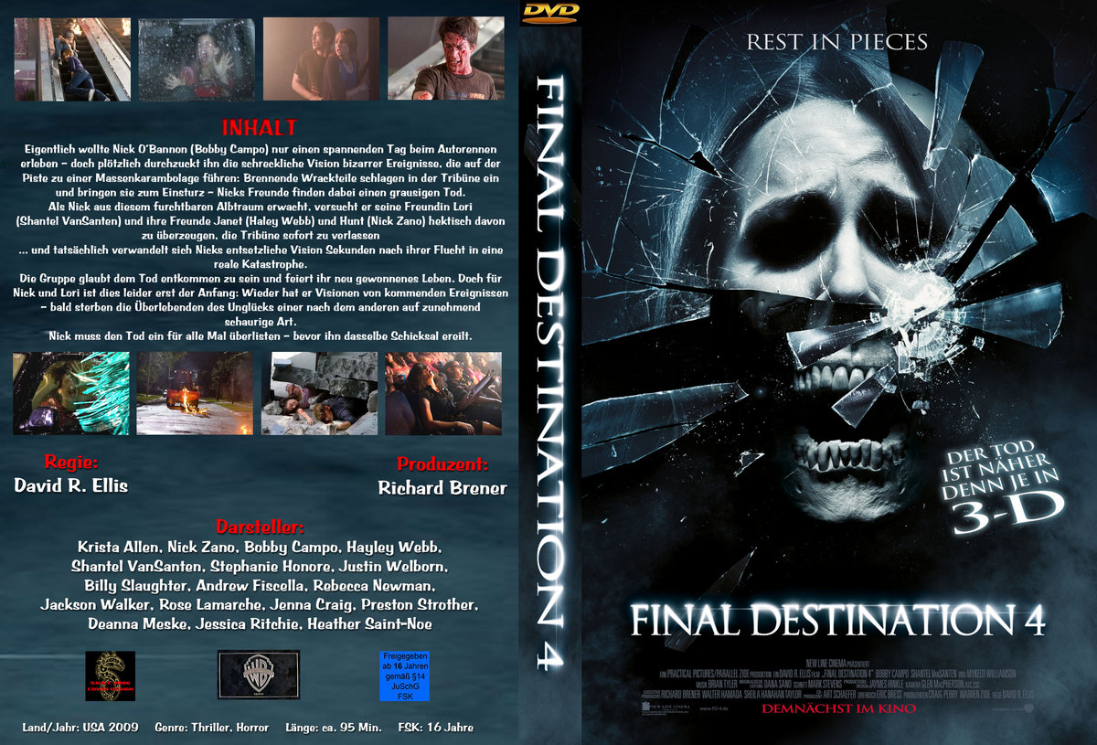 Final Destination 6 Hd 1080p Watch Online | breathernteron