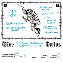10-10-18 Starline Ballroom Oakland CA cover art