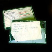 Cassettes Vol 11 & 12 cover art