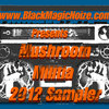 Black Magic Noize 2K12 Sampler Cover Art