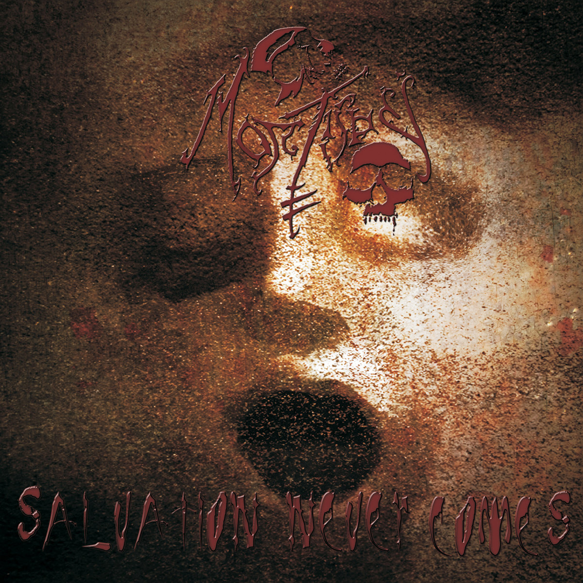 Mortis Dei Salvation Never Comes Cd Metal Scrap Records