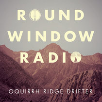 The Oquirrh Ridge Drifter cover art