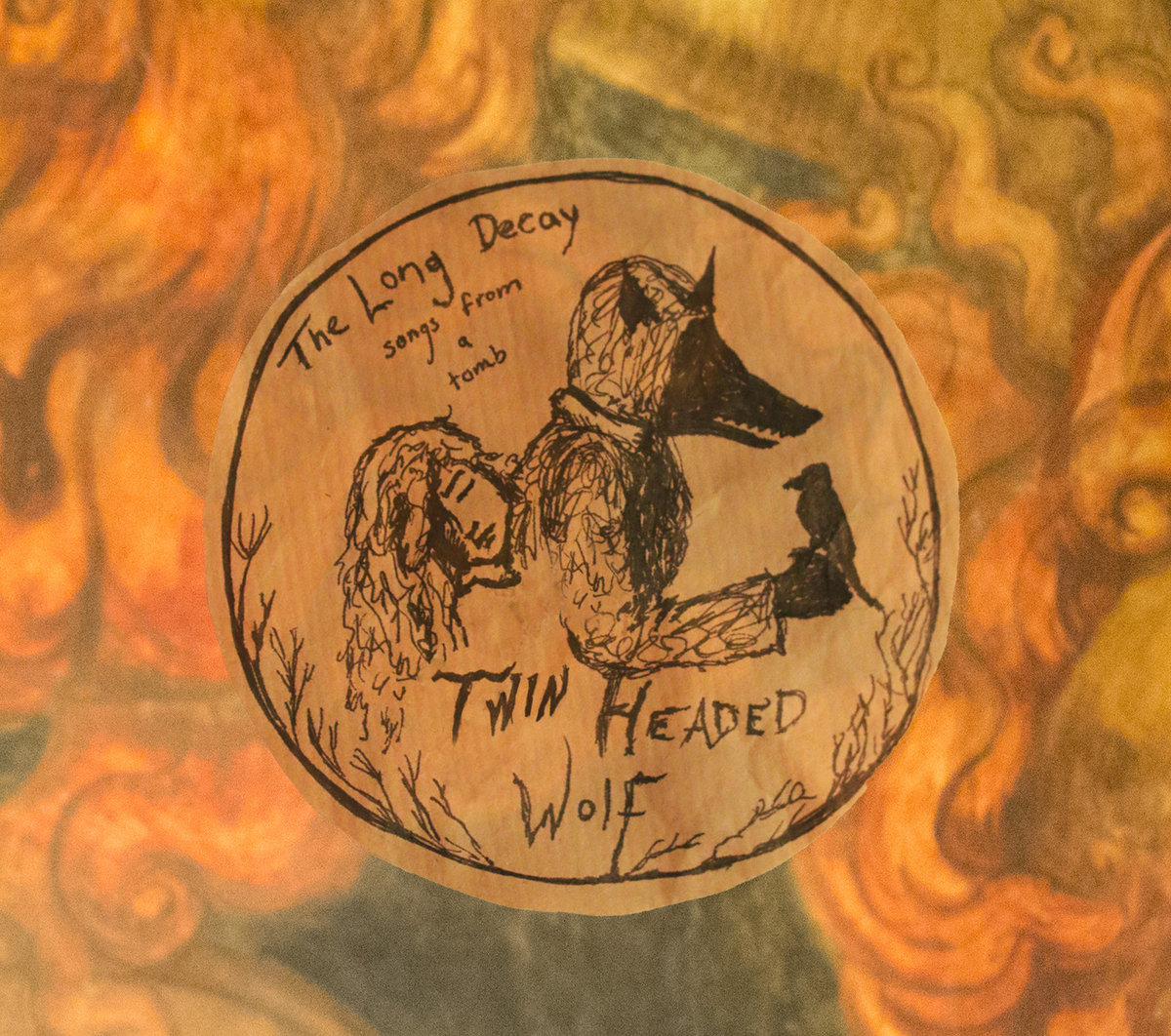 Song of the Riddles | Twin Headed Wolf