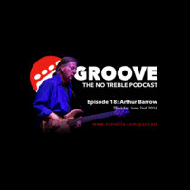 Groove – Episode #18: Arthur Barrow cover art