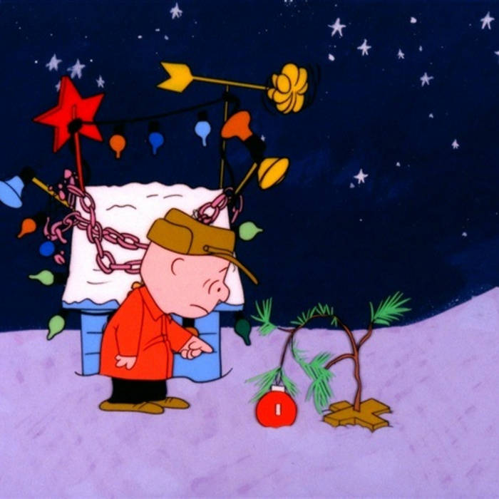 christmas time is here from a charlie brown christmas by lonely ghosts