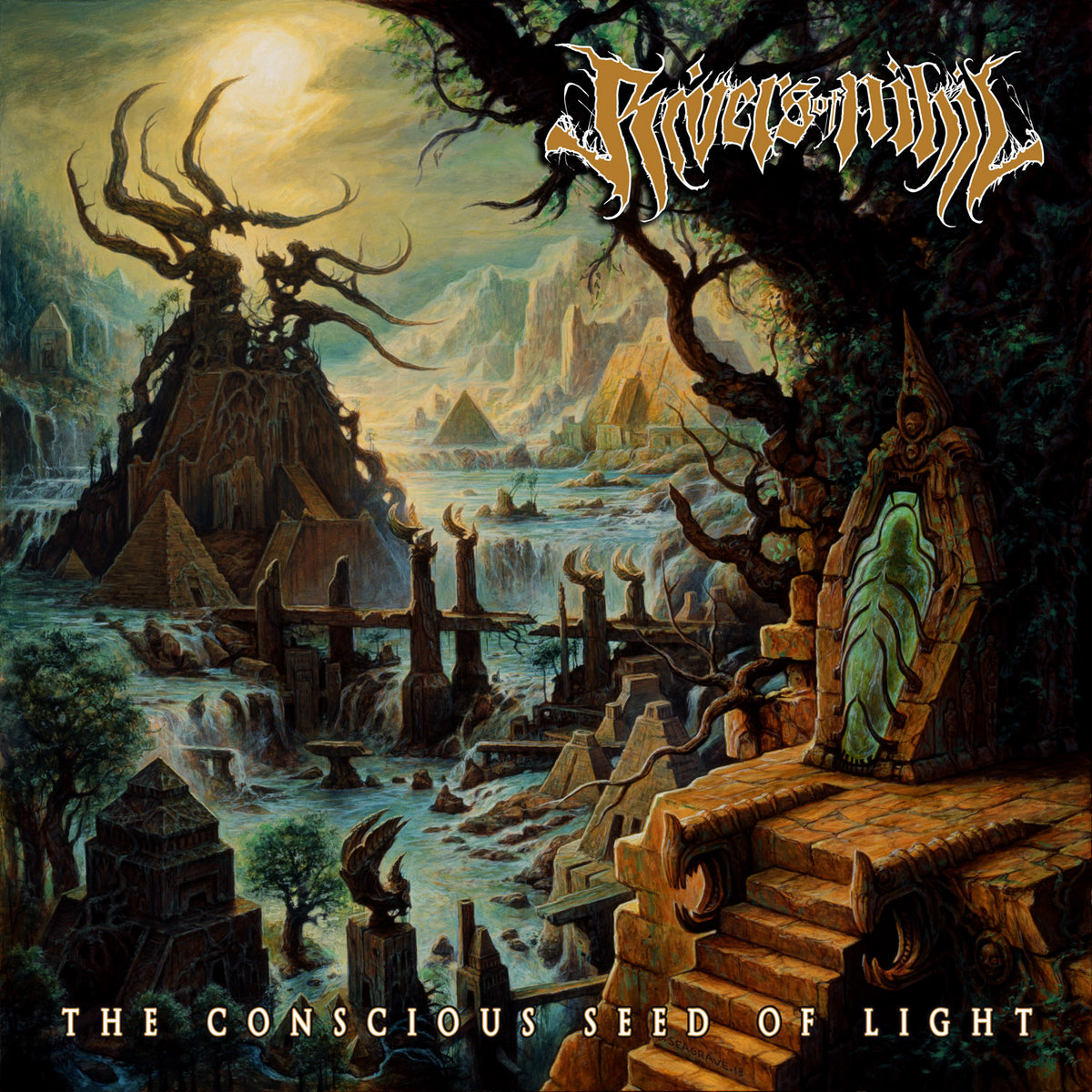 The Conscious Seed Of Light Rivers Of Nihil - Rivers of