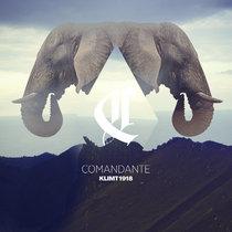 Comandante EP cover art