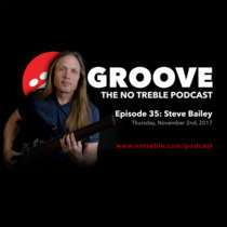 Groove – Episode #35: Steve Bailey cover art