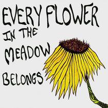 Every flower in the meadow belongs cover art