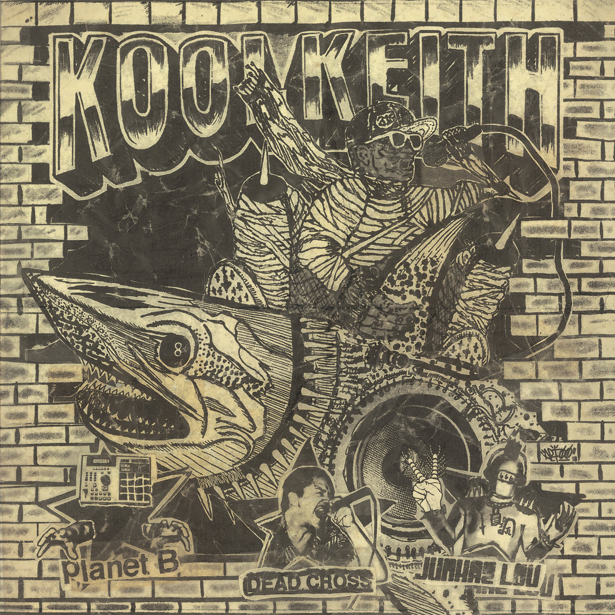 Image result for kool keith uncrushable ep