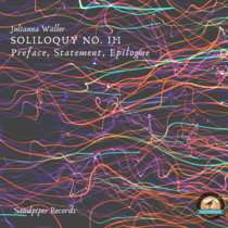 Soliloquy No. 3 (Preface, Statement, Epilogue) cover art