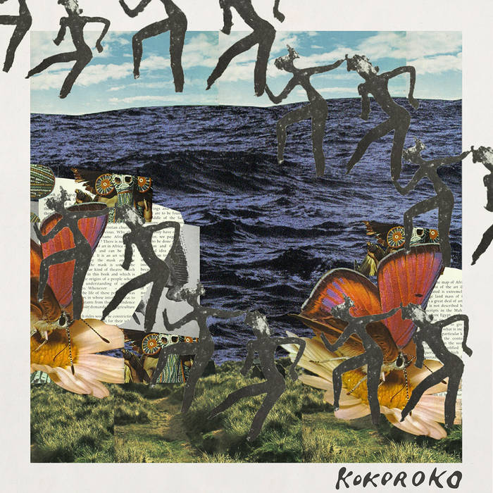 Cover art of KOKOROKO's upcoming release 'KOKOROKO'