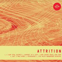 ATTRITION / ALU cover art