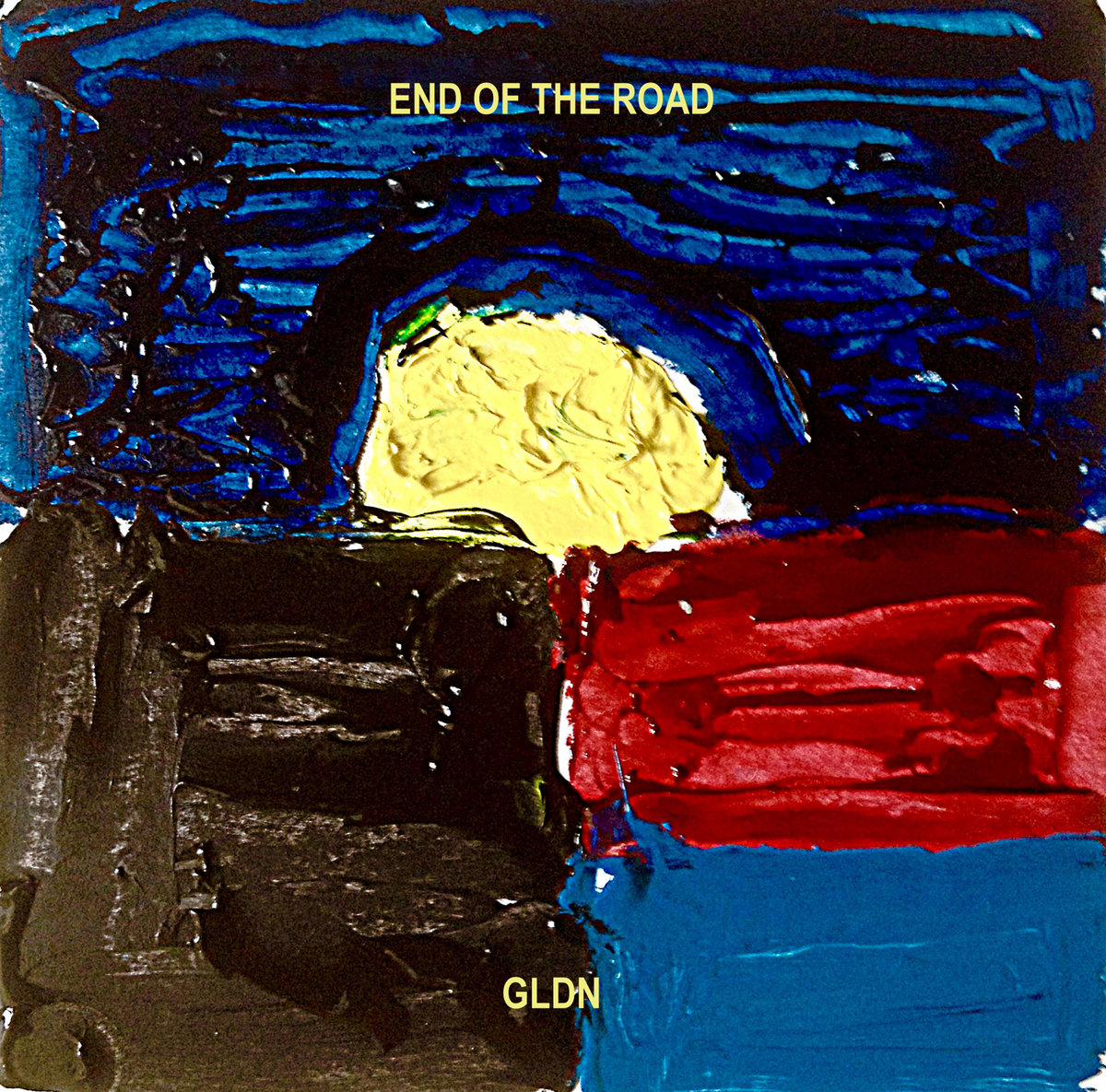 end of the road gldn