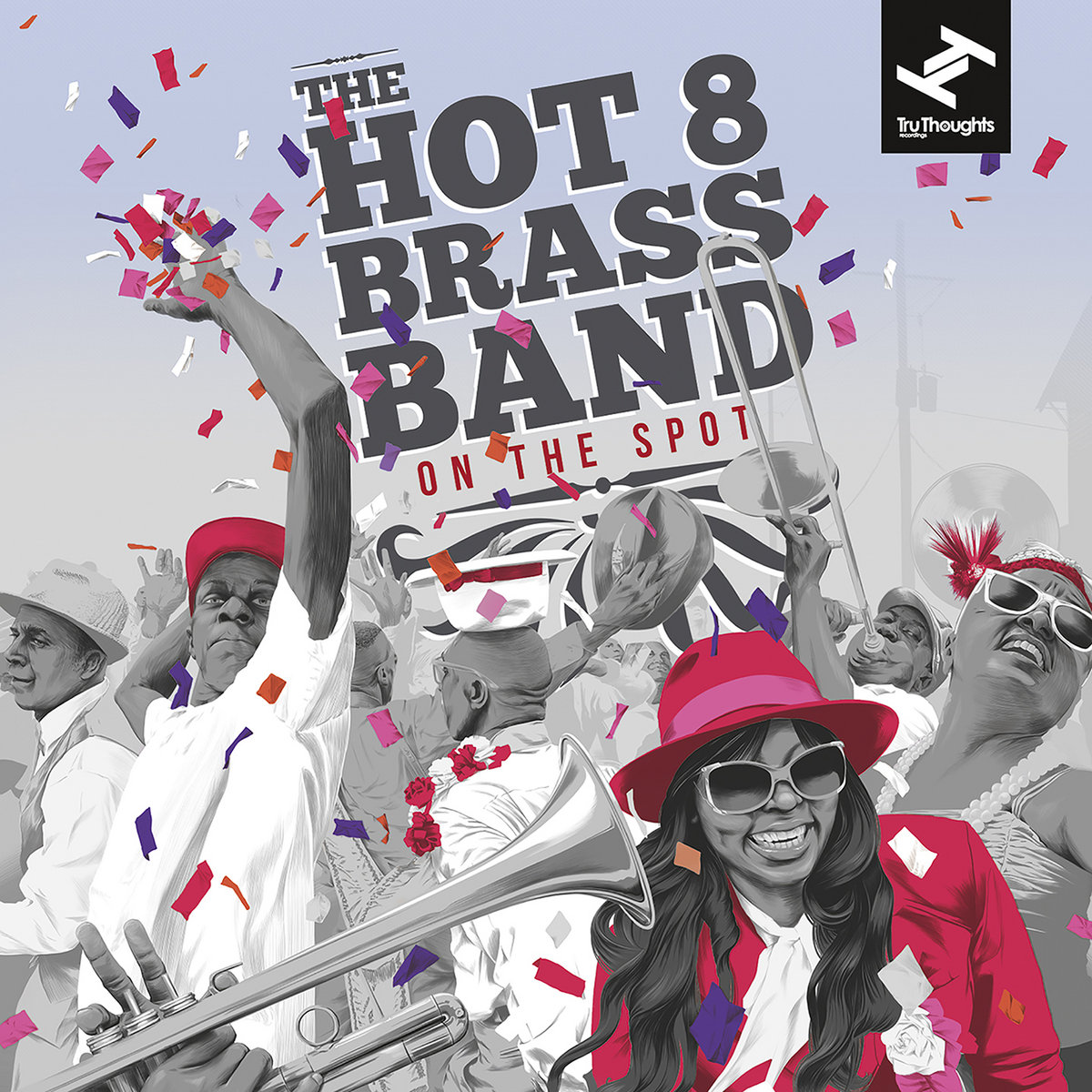 Hot 8 brass band sexual healing mp3