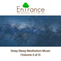Deep Sleep Meditation Music V.2 cover art