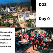 D23 Recap - Thursday to Friday Morning cover art